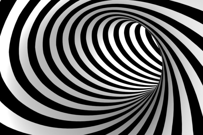 977bfshutterstock_128187014-Siyah-beyaz-renkli-tunel-3D